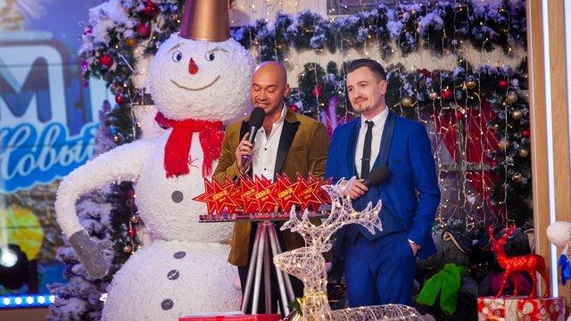 Фото с ток-шоу (29.12.2019)