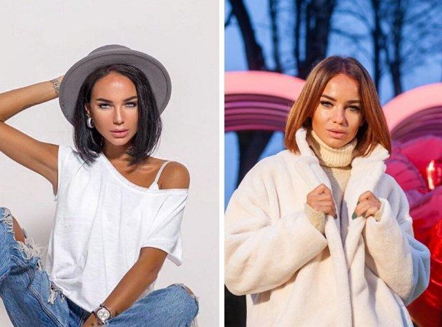 Юлия Щеглова сменила имидж