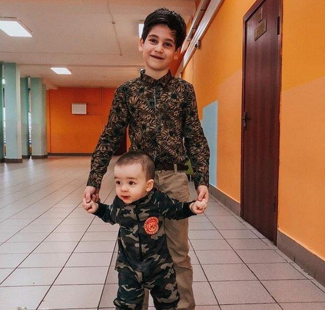 Фотоподборка детей участников (30.12.2019)