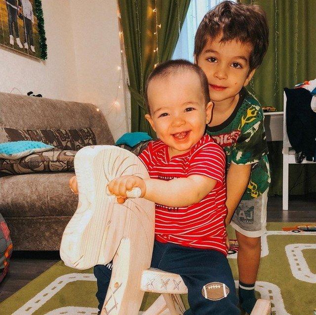 Фотоподборка детей участников (31.12.2019)
