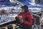 Игорь Трегубенко: Белый снег и ели, как из сказки «Морозко»