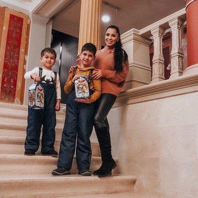 Фотоподборка детей участников (6.01.2020)