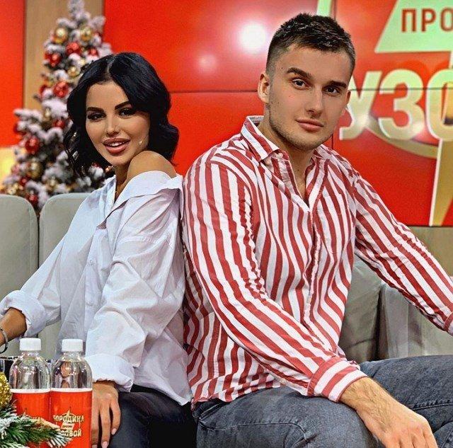 Фото с ток-шоу (6.01.2020)