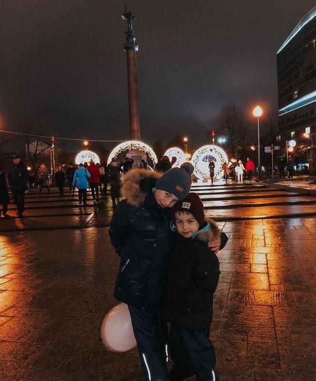 Фотоподборка детей участников (8.01.2020)