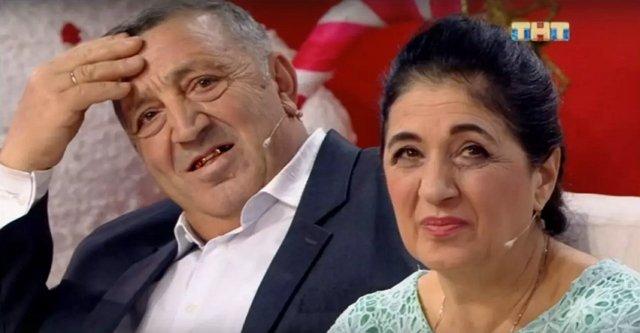 Саша Черно не желает принимать у себя родителей своего мужа