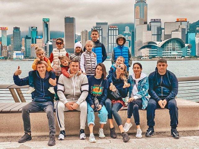 Фотоподборка детей участников (11.01.2020)