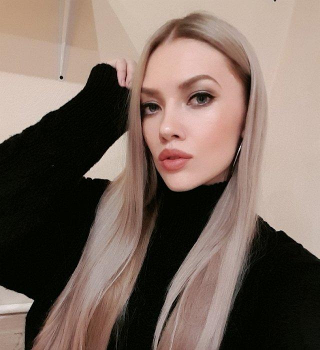Новая участница проекта Валентина Арсёнова