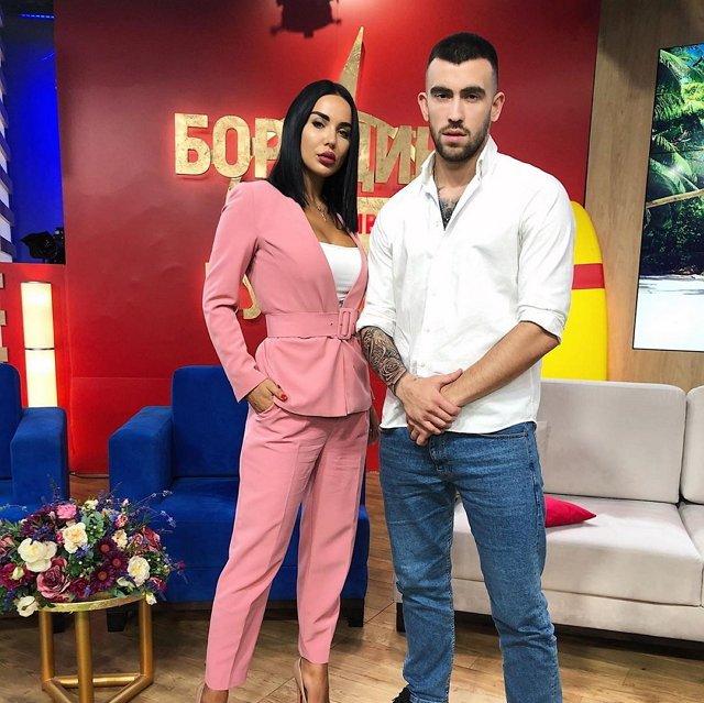 Фото с ток-шоу (24.01.2020)