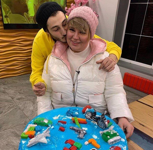 Из блога Редакции: Александра Черно хочет дать сыну необычное имя