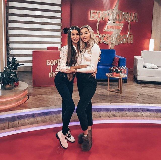 Фото с ток-шоу (29.01.2020)