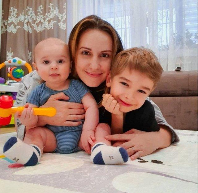 Фотоподборка детей участников (31.01.2020)