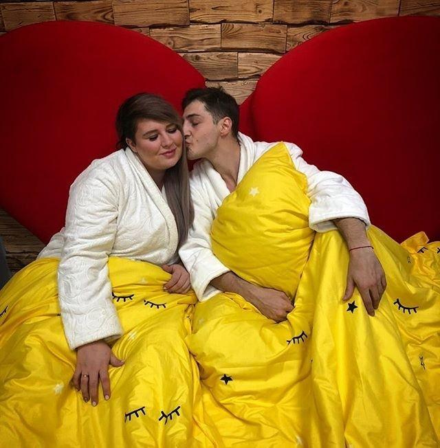 Супруги Оганесян снова разводятся