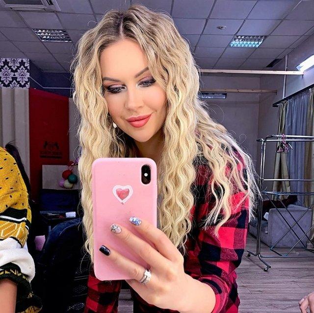 Фото с ток-шоу (5.02.2020)