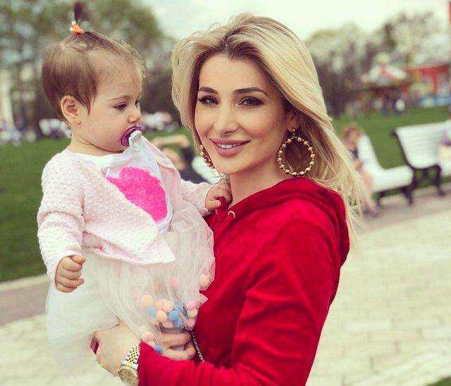 Тата Блюменкранц не хочет знакомить дочку с Аней Левченко