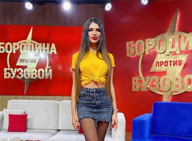Алеся Семеренко: Для парней это норма
