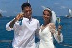 Из блога Редакции: Щеглова и Русанов сыграли Сейшельскую свадьбу