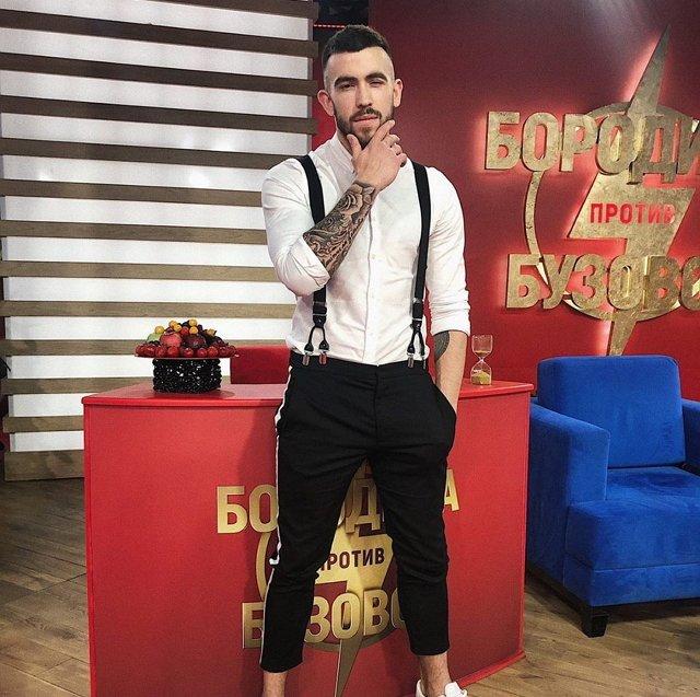 Фото с ток-шоу (17.02.2020)