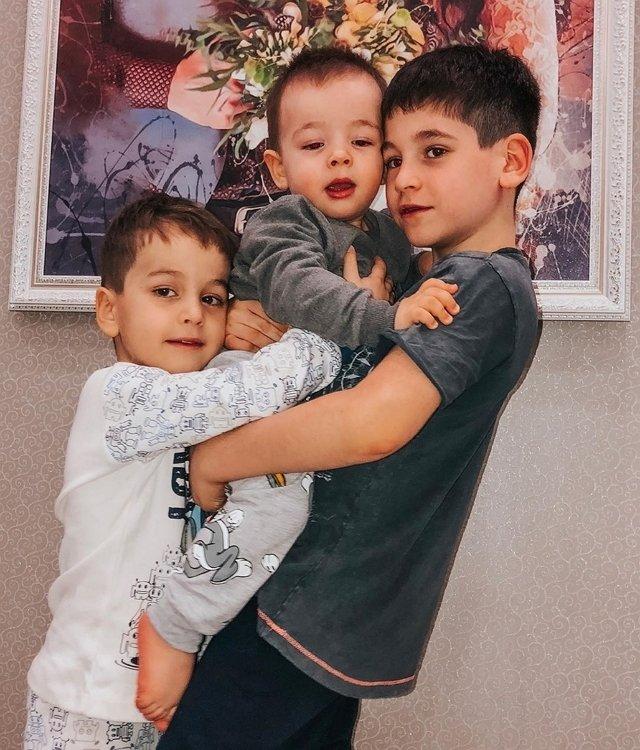 Фотоподборка детей участников (20.02.2020)