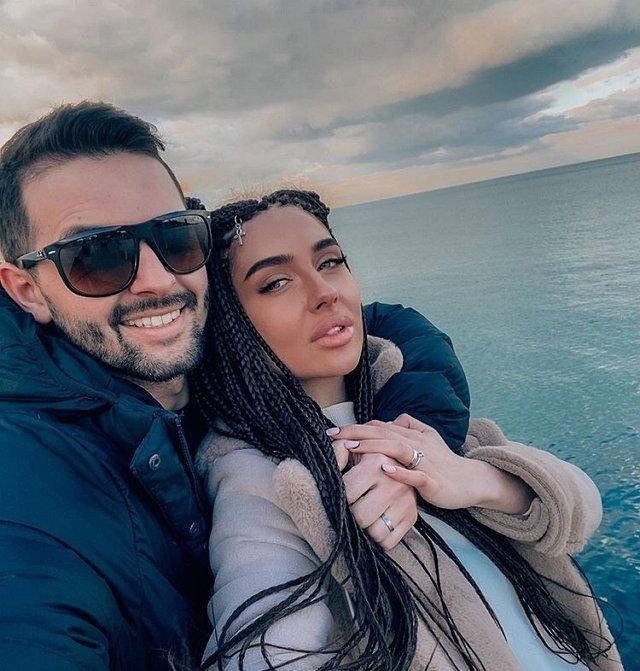Таня Мусульбес тайно вышла замуж за Сергея Миха