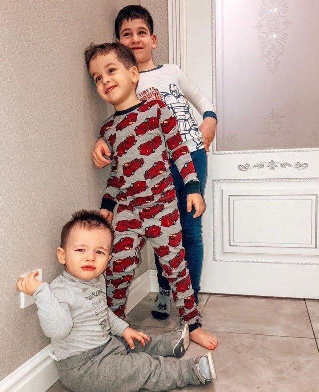 Фотоподборка детей участников (22.02.2020)