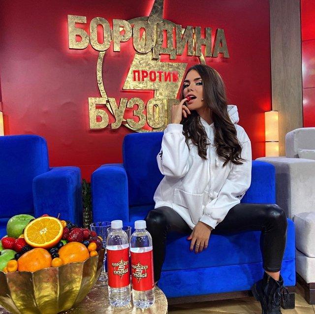Фото с ток-шоу (24.02.2020)
