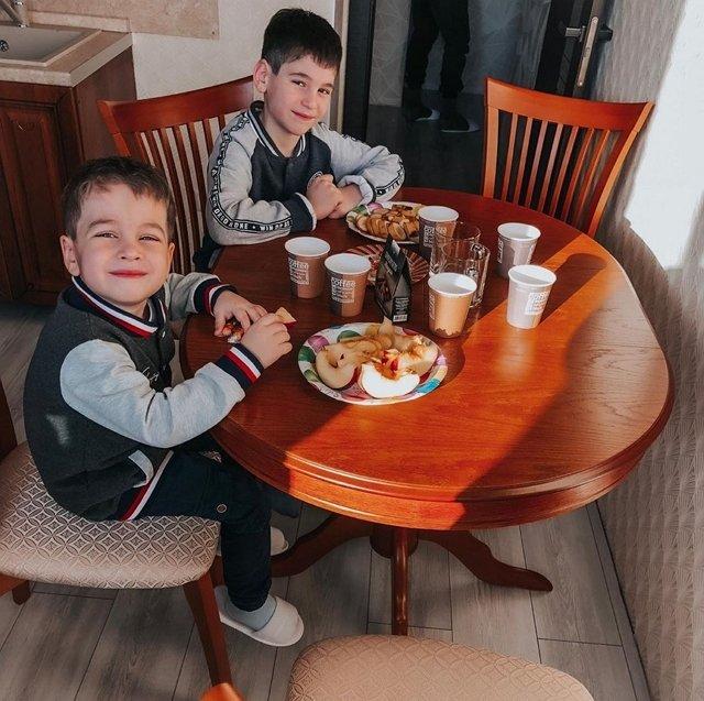 Фотоподборка детей участников (24.02.2020)
