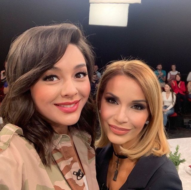 Фото с ток-шоу (1.03.2020)