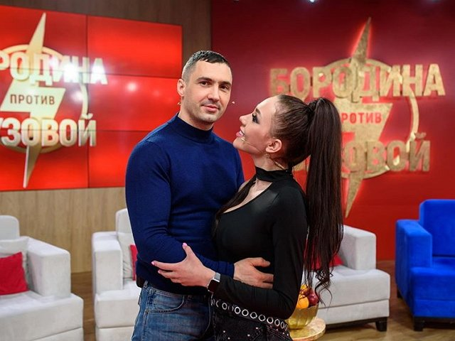 Денис Мокроусов показал характер