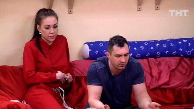 Мокроусов хочет переехать от Алены в мужскую спальню