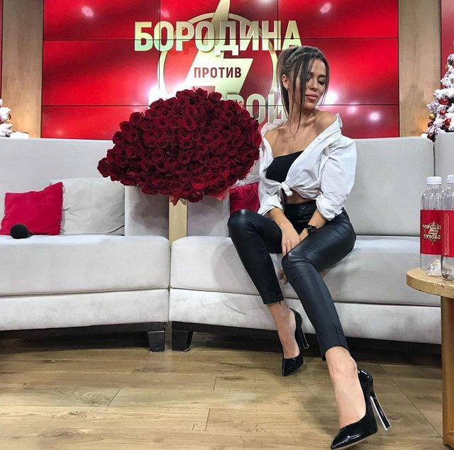 Таня Строкова ушла с «Дом-2»