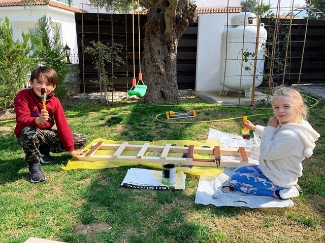 Фотоподборка детей участников (20.03.2020)