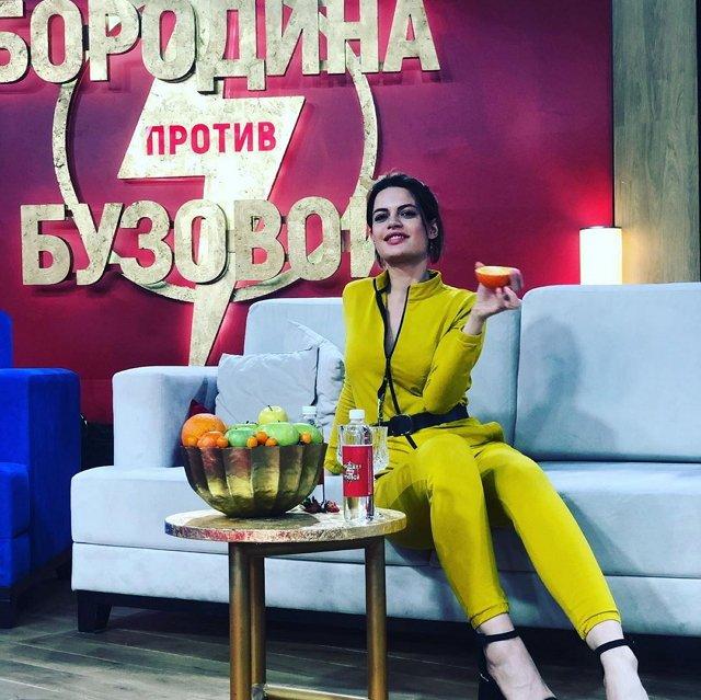 Фото с ток-шоу (21.03.2020)