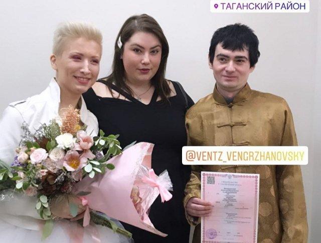 Вторая свадьба Венцеслава сорвана его бывшей девушкой