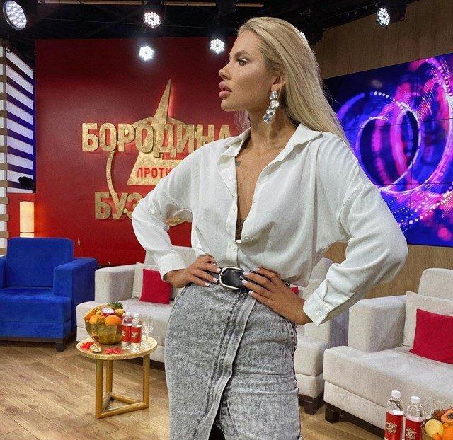 Фото с ток-шоу (26.03.2020)