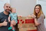 Блог редакции: У семьи Гажиенко новая квартира