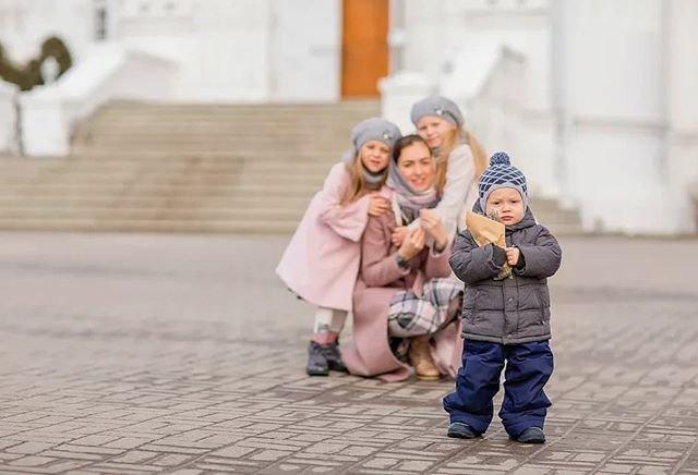 Фотоподборка детей участников (2.04.2020)