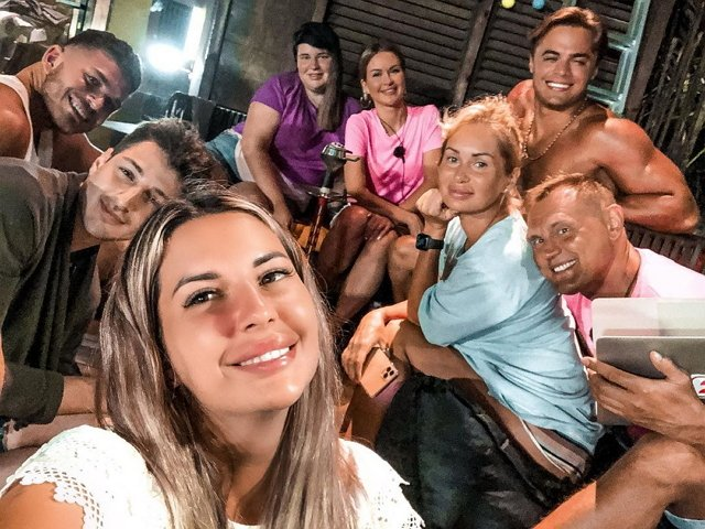 Фото участников с Сейшел (6.04.2020)