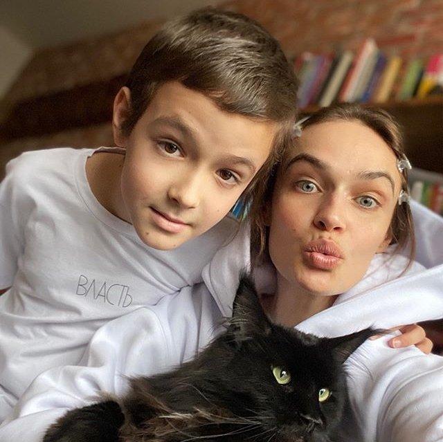 Фотоподборка детей участников (6.04.2020)