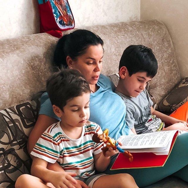 Фотоподборка детей участников (8.04.2020)