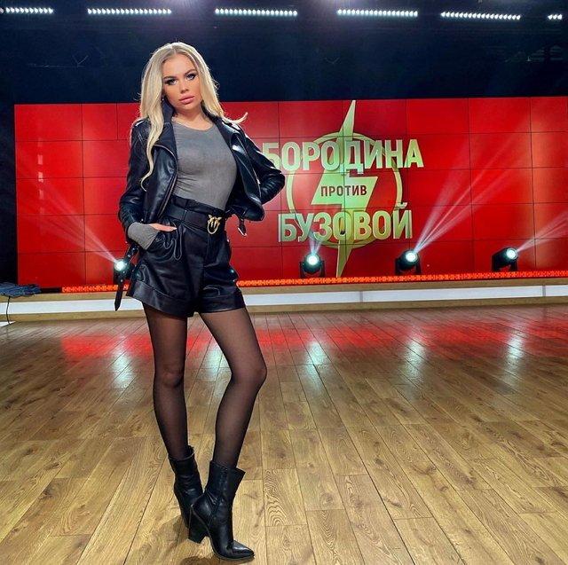 Фото с ток-шоу (12.04.2020)