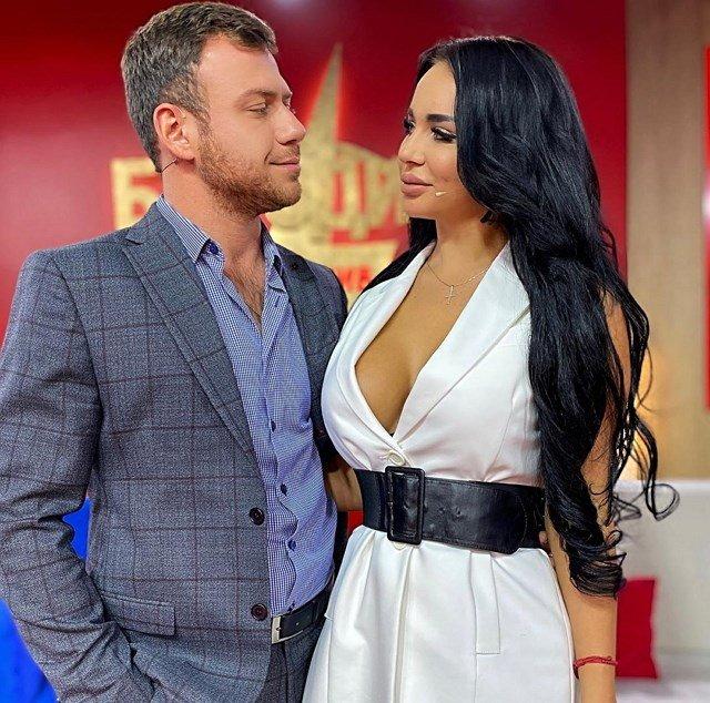 Фото с ток-шоу (13.04.2020)
