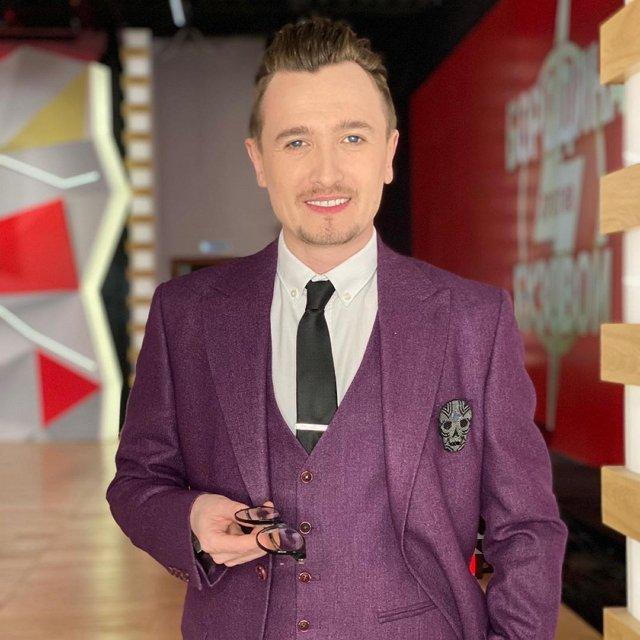 Фото с ток-шоу (14.04.2020)