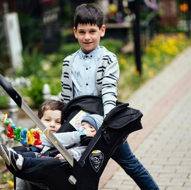 Фотоподборка детей участников (19.04.2020)