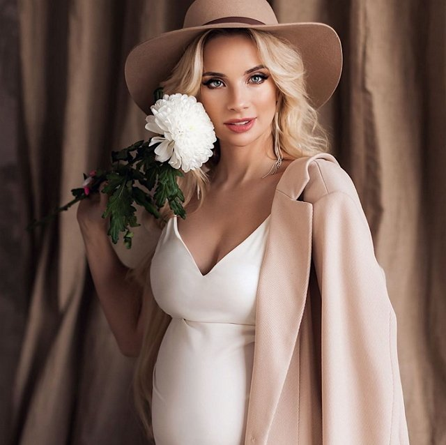 Кристина Черкасова обеспокоена похудением на последних неделях беременности
