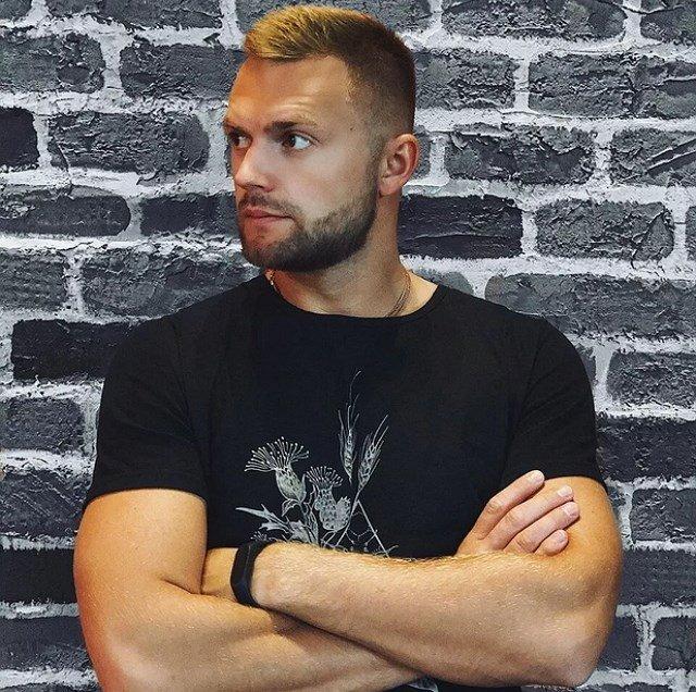 У Виктора Литвинова появилась новая возлюбленная