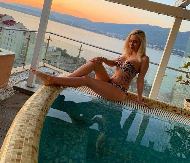 Наташа Игрунова после маммопластики набрала много лишних килограммов