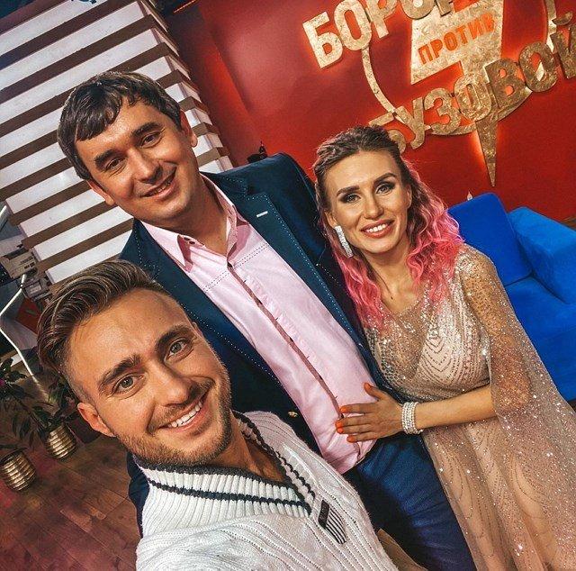 Фото с ток-шоу (3.05.2020)