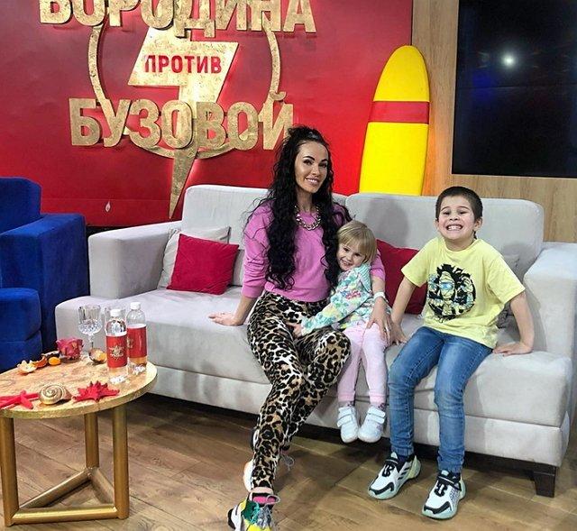 Бывшая жена Меньщикова не оставляет надежды попасть на телестройку