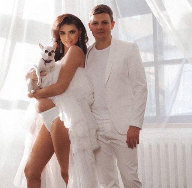 Суханова рассекретила пол будущего ребенка