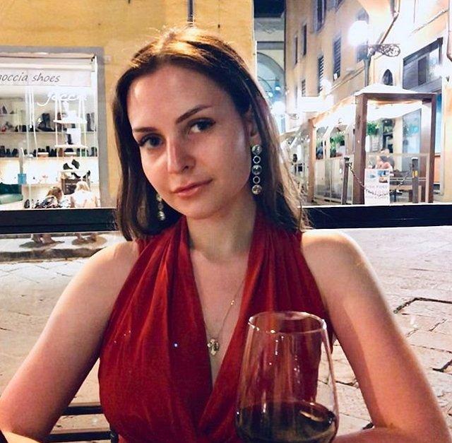 Новая участница проекта Алина Кравцова